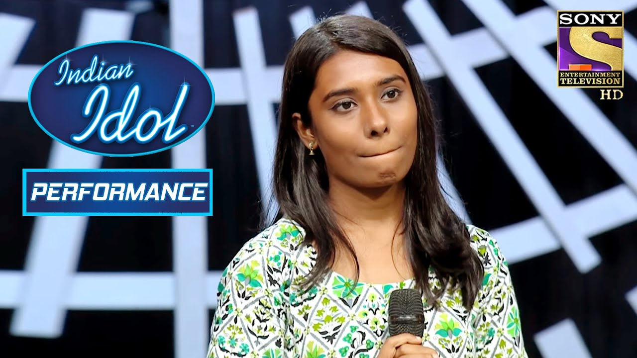 """Hasi"" पे इस Contestant ने दिया बेहतरीन Performance | Indian Idol Season 10"