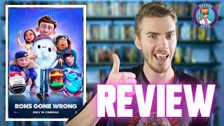 Ron's Gone Wrong (2021) - Movie Review