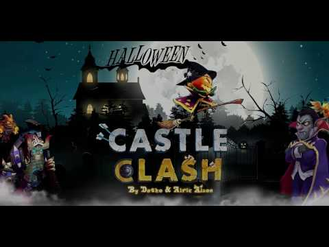 [Castle Clash] Mod Halloween 2016 FR/US Version! By DatKo & AlricAlzon