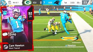 CAM NEWTON IS TOO NASTY! Madden 20 Ultimate Team Ep.25