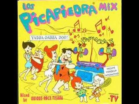 LOS PICAPIEDRA MIX (MIX LONG ORIGINAL)