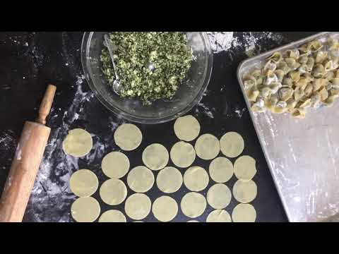 Homemade Tortellini and Ravioli
