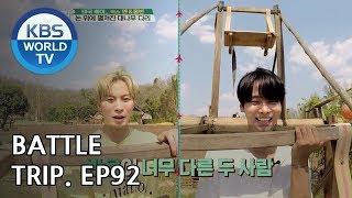 Download Video Battle Trip | 배틀트립 – Ep.92: Hongbin & N's trip to Pai, Thailand! [ENG/THA/2018.06.03] MP3 3GP MP4