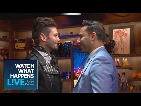 Million Dollar Listing's Josh Flagg And Josh Altman FACE OFF | WWHL