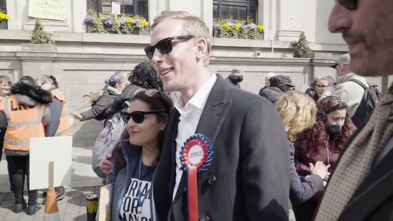 Laurence Fox: As your mayor I will scrap all LTNs on day one
