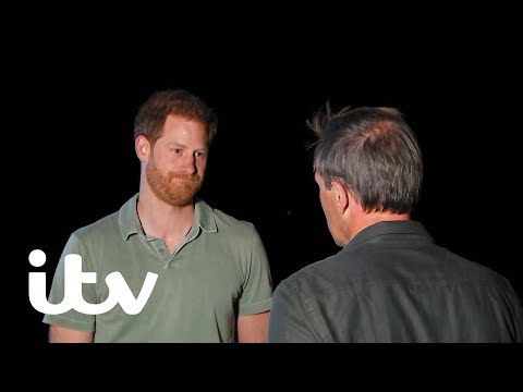 Prince Harry on His Mental Health and the 'Rift' With William | Harry & Meghan: An African Journey