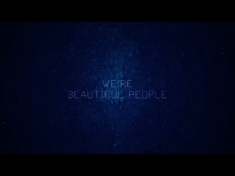 Groundbreaking | Beautiful People (Lyric Video)