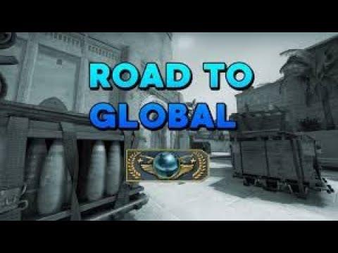 Jugamos Contra Una Smurf De Global Y... RTG #13 Counter Strike  Global Offensive
