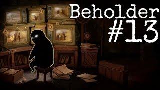 Beholder #13 - Żarty Się Skończyły i Rzeźnik z Aglow (Gameplay, PL, Let's play)