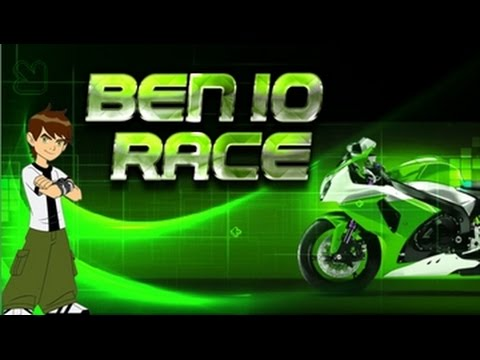 Ben 10 Race Ben10 Game Youtube