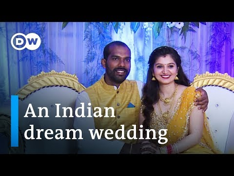 Off to a dream wedding in Kerala | DW Documentary