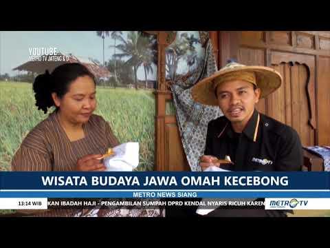 METRO NEWS - Mengenal Budaya Jawa, Naik Gerobak Sapi, Paket Wisata Menarik Di Omah Kecebong
