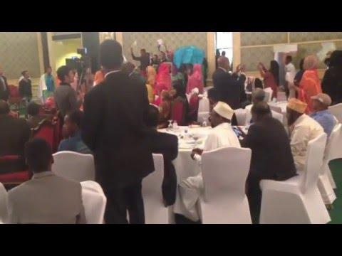 Xafladii Djibouti ee Qatar 2016