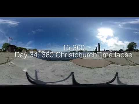360 Christchurch Time Lapse