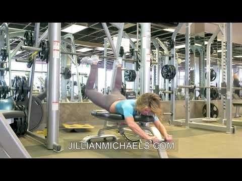 SMITH MACHINE WORKOUT - Jillian Michaels