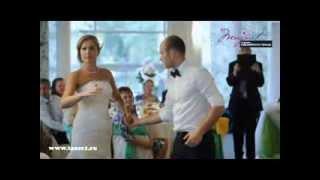 Самый романтичный первый свадебный танец! Сказка, История!