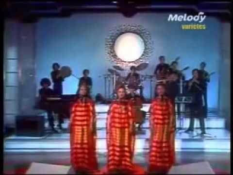 Groupe DJURDJURA 1982 télé