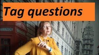 Разделительный вопрос в английском языке