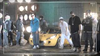THE FIRST MAKING FILM OF 'HUH' M/V SHOOTING.