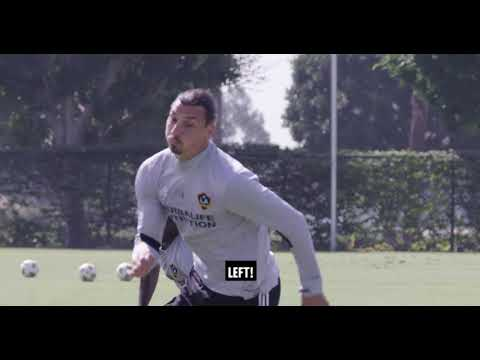 Zlatan Ibrahimovic vs. Ema Boateng: Who is the fastest player on the LA Galaxy?