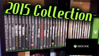 Xbox One Game Collection (2015 February) 30 Games.