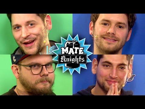Mate Knights #003 | Etienne & Simon gegen Gunnar & Gino | 21.02.2017