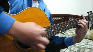 Gửi làn gió guitar cover