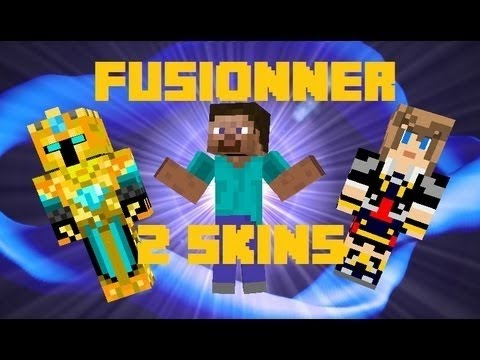 Minecraft How To Merge Skins