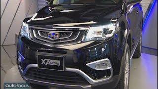 Auto Focus - GEELY Emgrand X7 Sport Luxury - 23/03/2018