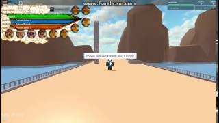 Roblox-Naruto OA: Poison and Sand Element Showcase
