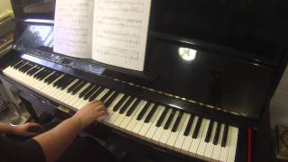 Mister Trumpet Man by Gillock Trinity College London piano grade 5 2015-2017