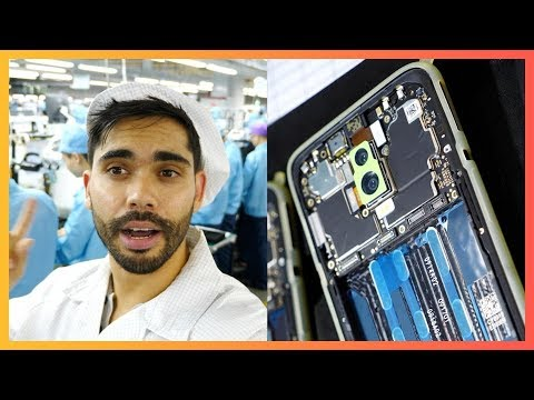 ASI SE FABRICA el OnePlus 6T! (made in China)