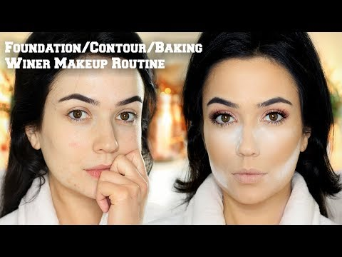 Updated Foundation Routine | Photofriendly & Full Coverage + Contour Baking thumbnail