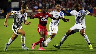 Video Gol Pertandingan FC Dallas vs La Galaxy
