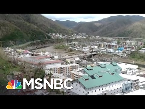 Puerto Rico Gets More Debt As It Struggles To Survive | All In | MSNBC