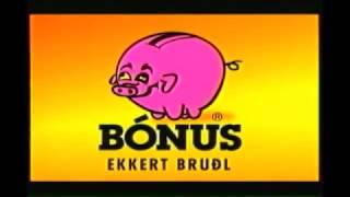 Bónus auglýsing - 1998