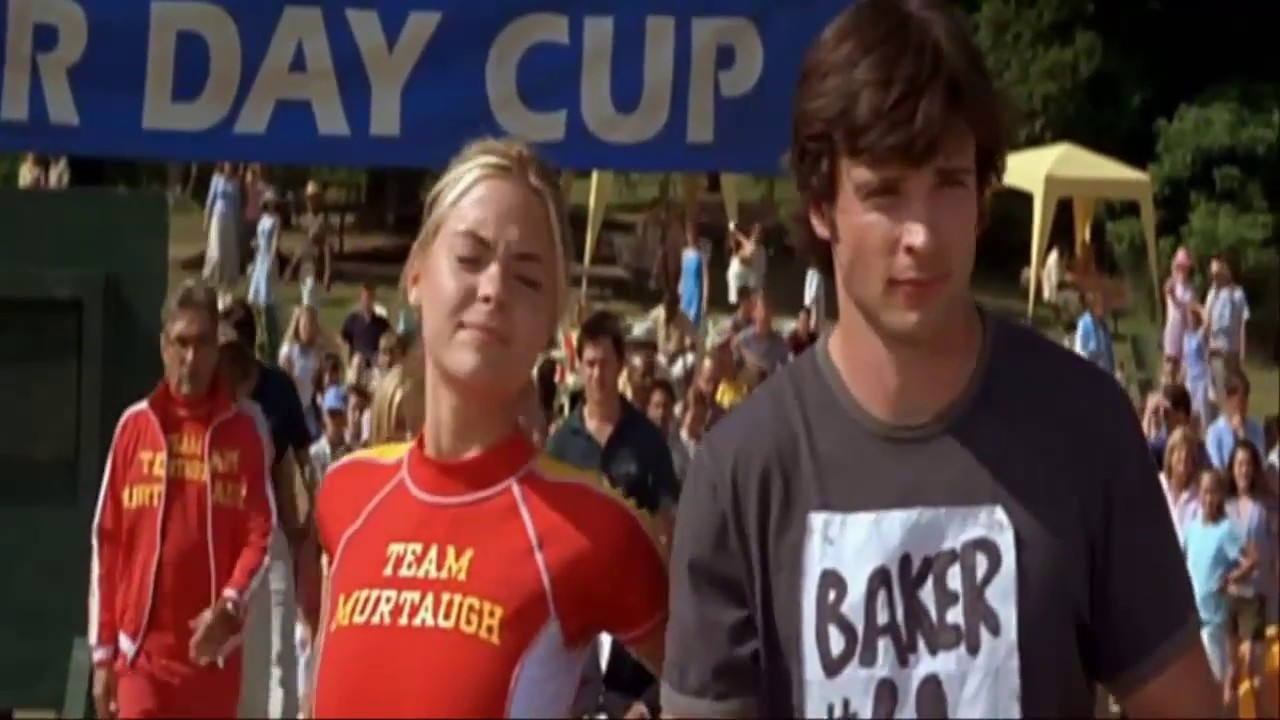 Tom Welling Cheaper By The Dozen 2 Part 2 With Jaime King Youtube