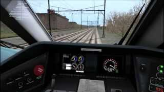 Train Simulator 2014 HD EXCLUSIVE: Amtrak Acela Express EMU Physics Fix Pack Release Video