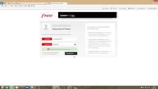 Tuto comment  changer son mot de passe pour la boite mail FREE