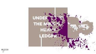How the mind of Heath Ledger created The Joker