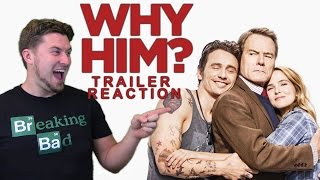 Why Him? - Trailer Reaction & Review