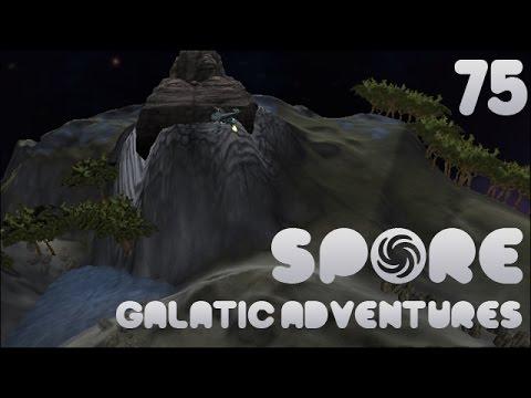 Spore! Galactic Adventures #75 - Preparing for Deep Space Adventure!!