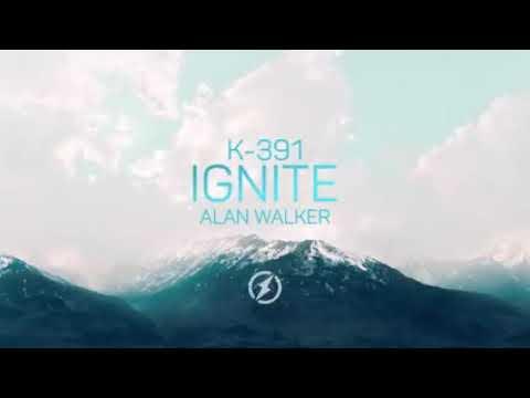 IGNITE . ALAN WALKER lyrics - YouTube