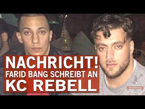 Seit Trennung – Erste NACHRICHT von FARID BANG an KC Rebell!