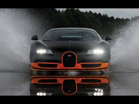 Самый быстрый автомобиль в мире. Bugatti Veyron Super Sport