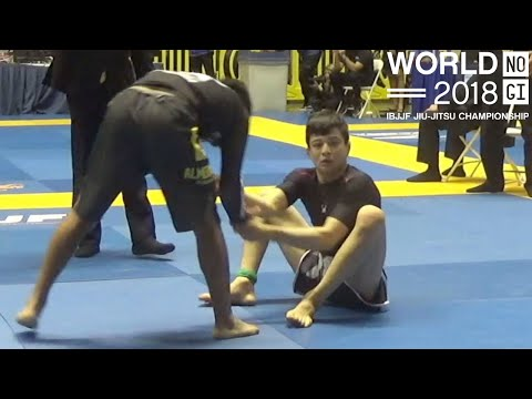 João Miyao VS Cleber de Sousa / World NoGi Championship 2018