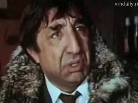Фрунзик Мкртчян - Великий актёр и солнце Армении