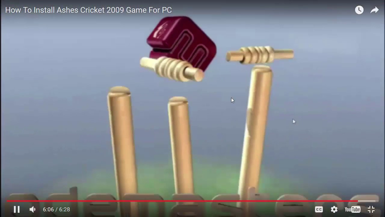 ashes cricket 2009 pc game torrent download