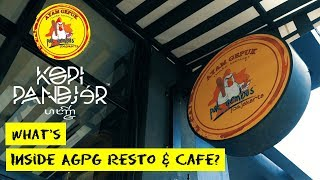 Gambar cover Short Tour AGPG Resto and Cafe