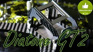 ✔ Hi-End Racing Frame Diatone Crusader GT2. Крутая Рама для Коптера! Banggood